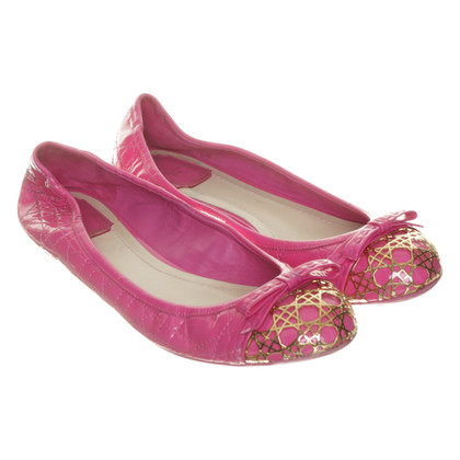 Christian Dior Ballerinas in pink