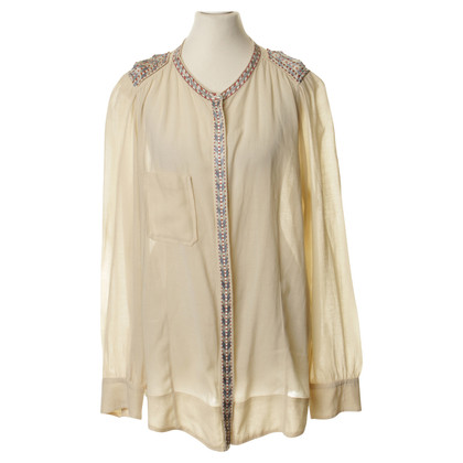 Isabel Marant Etoile Blouse with decorative trims