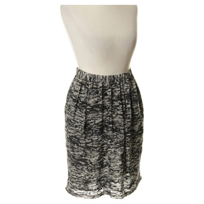Isabel Marant skirt pattern