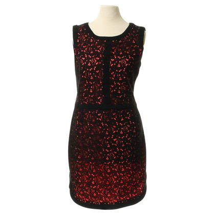 Sandro Dress with lace pattern