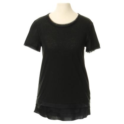 DKNY Black T-Shirt