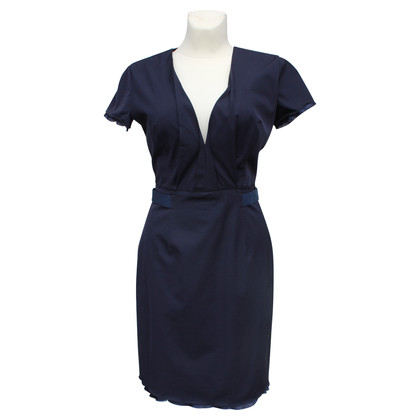 Costume National Blaues Kleid