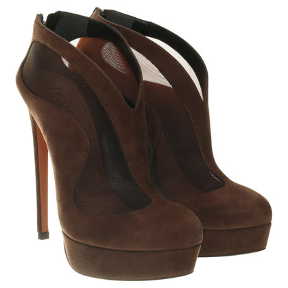Alaïa High heels with a mesh insert
