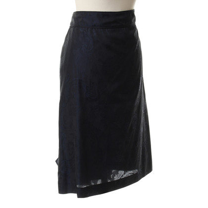 Philosophy di Alberta Ferretti skirt with Paisley pattern