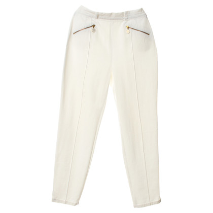MCM Pant in white