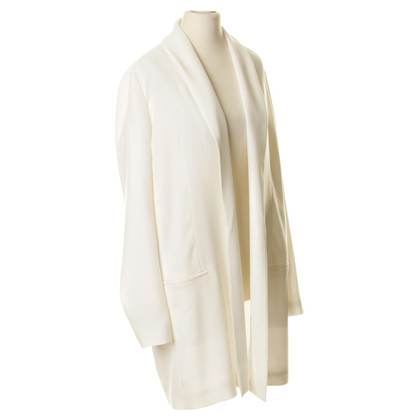 Faith Connexion Long Blazer in white