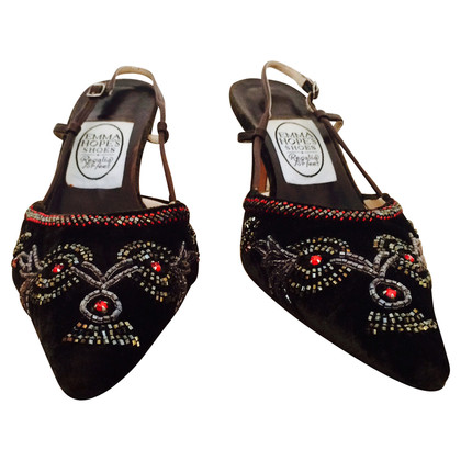 Emma Hope´s Shoes Embroidered Abendschuh