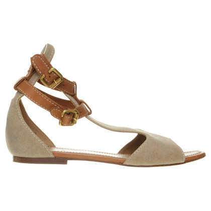 Chloé Sandal in cream