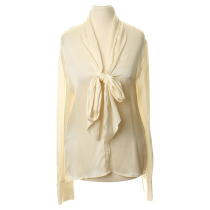 Rachel Zoe Cream blouse