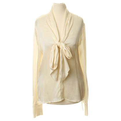 Rachel Zoe Crème blouse