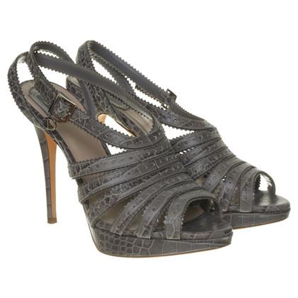 Christian Dior Sandal in reptiles