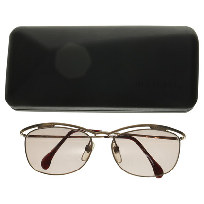 Jil Sander Sunglasses in the retro look
