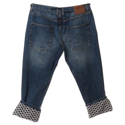 Marni Jeans in Capri style