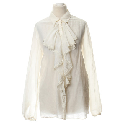 Boss Orange Blouse met jabot