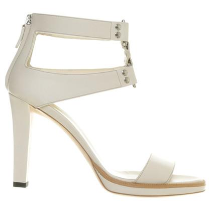 Gucci Strappy sandals in white