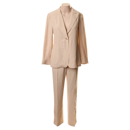 Max Mara Pants suit in beige