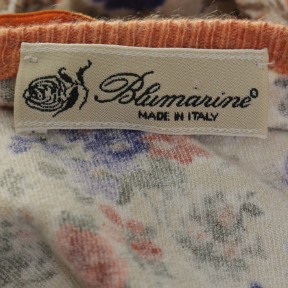Blumarine Sweaters with floral print