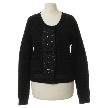 Tara Jarmon Cardigan with decorating