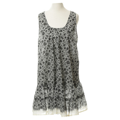 Juicy Couture Dress with mesh printing
