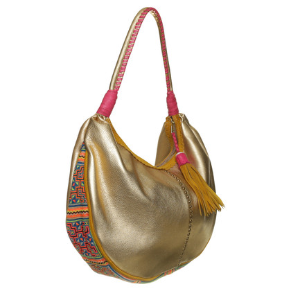 World Family Ibiza Handtasche im Boho-Look