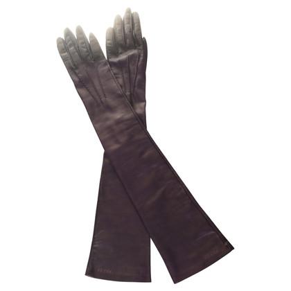 Prada Handschoenen in paars