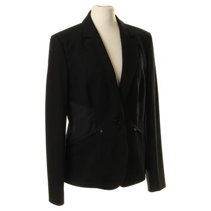 Marc Cain Blazer with fabric inserts