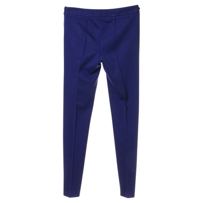 Moschino Cheap and Chic Trousers in violet