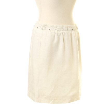 Chloé skirt with Rhinestone decoration