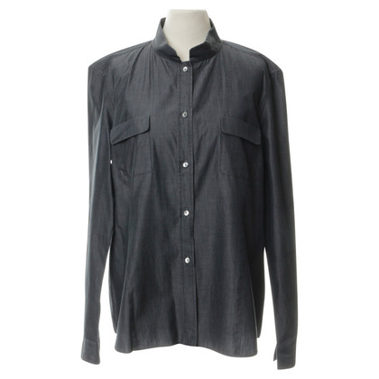 Jil Sander Blouse with stand-up collar