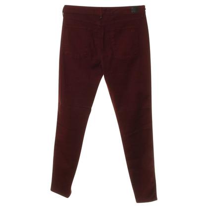 Andere Marke Habitual - Jeans in Bordeaux