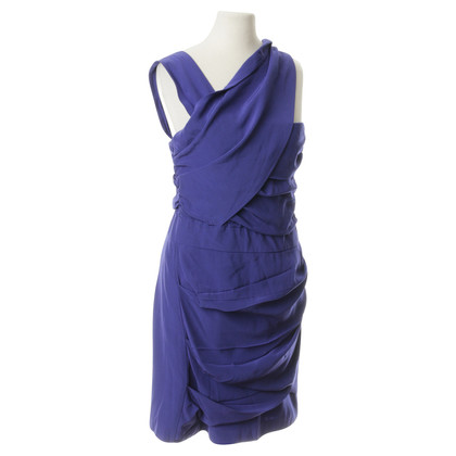 "Reiss ""Sassy"" dress in cobalt"