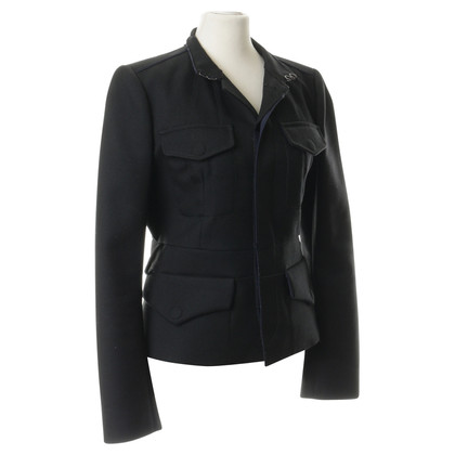 Balenciaga Wool jacket with big pockets