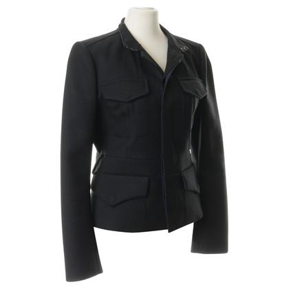 Balenciaga Wol vest met grote zakken
