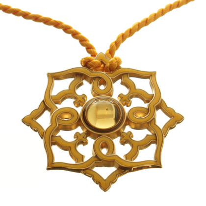 Other Designer Lalique - necklace with ornament-pendant