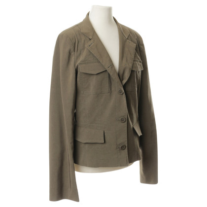 Red Valentino Jacke in Khaki