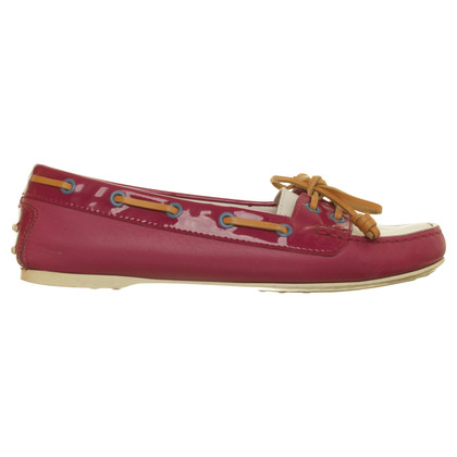 Tod's Moccasins in the material mix