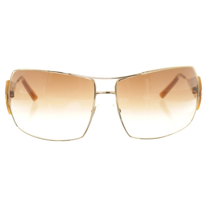 Prada Gold sunglasses