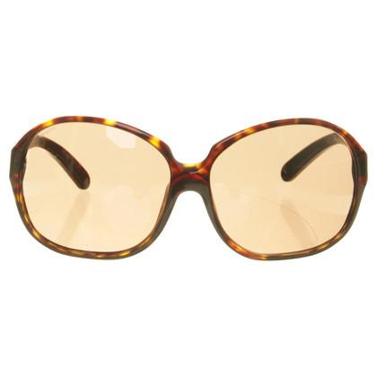 Prada Dark brown sunglasses