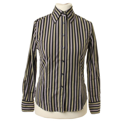 Etro Blouse with vertical stripes