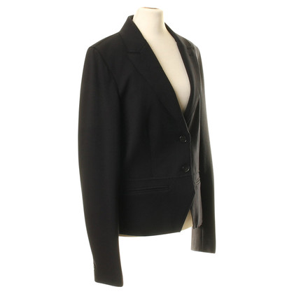 Blonde No8 Blazer in black