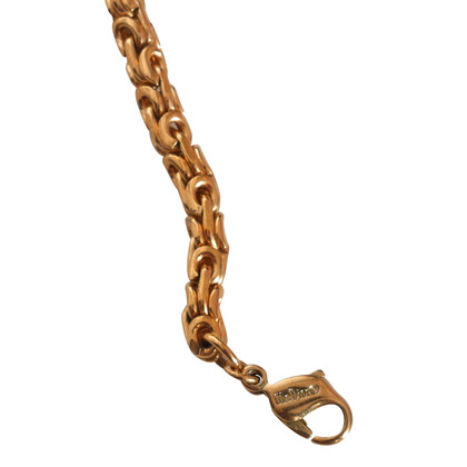Christian Dior Gold-plated King chain