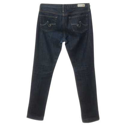 Adriano Goldschmied Jeans with contrast stitching