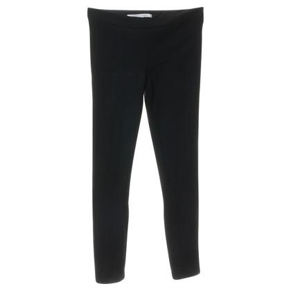 Diane von Furstenberg Trousers in black