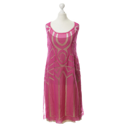 Alberta Ferretti Dress made of mesh fabric