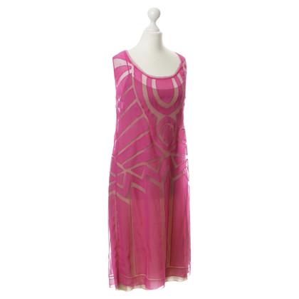 Alberta Ferretti Dress made of mesh fabric