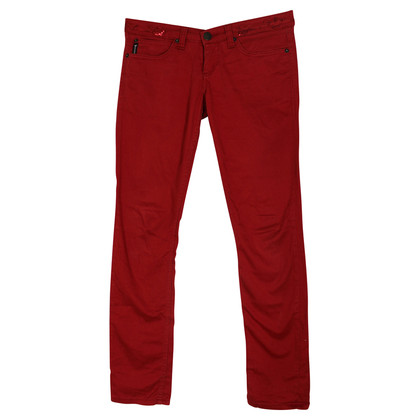 Armani Jeans Rote slang