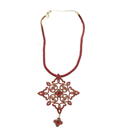 Other Designer Lalique - chain with pendant