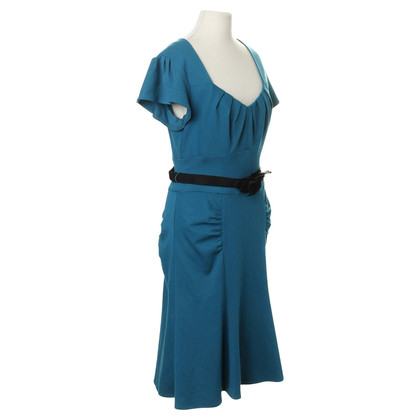 Nanette Lepore Dress with Ruffles and belt