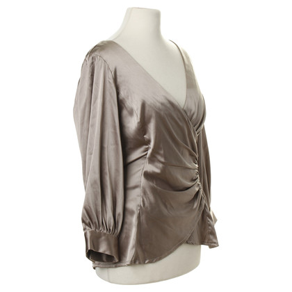 Nanette Lepore top silk