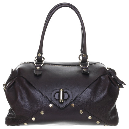 Moschino Brown Tote